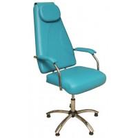 """Педикюрное кресло """"МИЛАНА"""" (гидравлическое) (высота 460 - 590мм)"""